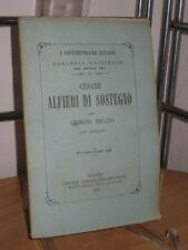 1862 TORINO CESARE ALFIERI DI SOSTEGNO GIORGIO BRIANO CONTEMPORANEI ITALIANI