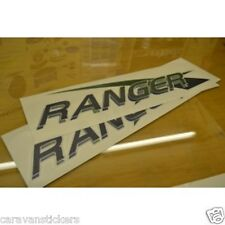 BAILEY Ranger - (STYLE 3) - Side Name Flashes Stickers Decals Graphics - PAIR