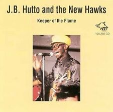 KEEPER OF THE FLAME [J.B. HUTTO] [1 DISC] NEW CD