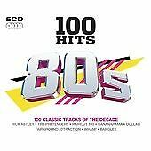 Various Artists - 100 Hits 80s ,(2015) New & sealed