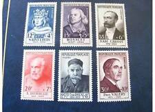 FRANCE 1954 SC# B285-90 CHARITY  SET MNH  CAT. $150.00