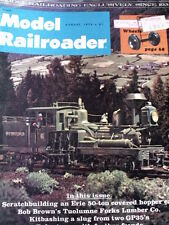 Model Railroader August 1975 - Tr.21