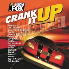 Nascar: Crank It Up by Various Artists