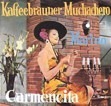"""7"""" @ Carmencita @ Kaffeebrauner Muchachero + Marino @ Metronome M 380 - Top Zust"""
