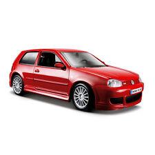 Maisto 31290 Volkswagen Golf IV R32 rot Maßstab 1:24 Modellauto NEU! °