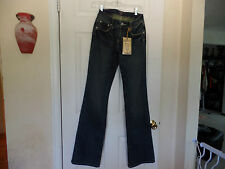 BEAUTIFUL COWGIRL-UP JEANS MILY WAY NWT BOOT CUT SZ 28