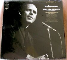 Malcolm Boyd w/ Charlie Byrd Happening-Prayers for Now 1965 Columbia Sealed LP