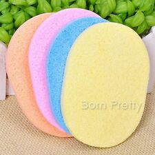 2 x Gesichtsreinigung Schwamm Cleansing Sponge Oval Puff Make Up