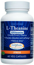L-Theanine - 60 Veg Capsules - Enzymatic Therapy