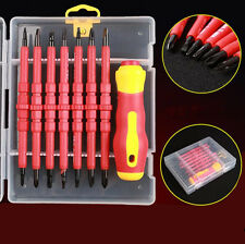 Electrical 7 PCS Set Insulated Electrican Screwdriver Hand Tools Accessory New