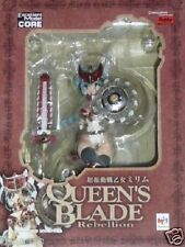 Used Megahouse Excellent Model Core Queen`s Blade Rebellion P-2 Mirim Painted