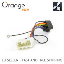 Wiring Lead Harness Adapter for Mitsubishi Eclipse 1996- ISO stereo plug adaptor