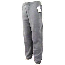 Para hombre con forro de borreguillo chándal Jogging chándal Bottoms Pantalones Pantalones Talla S - 3xl