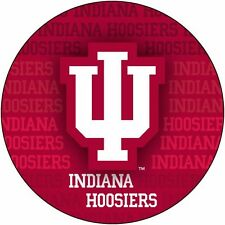 "INDIANA 4"" REPEAT DESIGN MANGET-INDIANA HOOISERS CAR MAGNET-NEW FOR 2016!"
