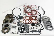 5R110W Transmission Master Rebuild Kit Stage1 Clutch Pack 2005-2007 Piston Set