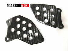 2003 - 2015 HONDA CBR 600RR CARBON FIBER HEEL GUARDS