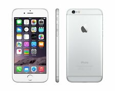 New Overstock Apple iPhone 6 64GB Silver Factory Unlocked Smartphone FREE GIFT