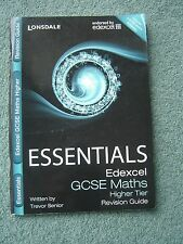 Lonsdale Essentials Edexcel GCSE Maths Higher Tier Revision Guide