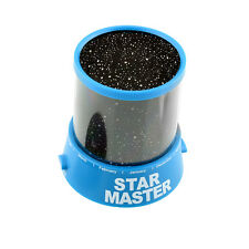 Romantic Blue Star Sky Universal Night Light Lamp Kid Projector Christmas Gift*