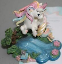 "Unicorn Figurine ""The Garden of Tranquility""; Hamilton Collection (#1214)"