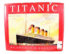 1987 Titanic Book by Thomas E. Bonsall (HC)