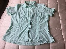 Rohan Ladies Expedient Shirt Size 14 - Excellent Condition