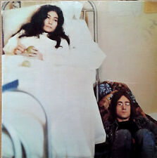 JOHN LENNON / YOKO ONO -UNFINISHED MUSIC NO. 2 / LIFE..LIONS -ZAPPLE LP - SEALED