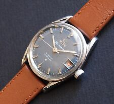!! MONTRE ANCIENNE TITONI VINTAGE WATCH SWISS MADE !!