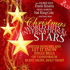 CD Christmas Monde Hits & Internationale Stars d'Artistes divers 2CDs
