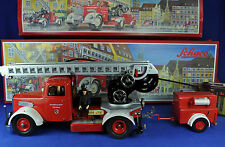 SCHUCO Elektro Construction MAN Feuerwehr / Fire Truck, Art. 00203, 2007, limit.