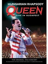 Queen: Hungarian Rhapsody - Live in Budapest (2012, REGION 0 DVD New)