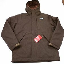 $250 North Face Men's Tweed Stanwix Jacket Medium Brown Heather NEW