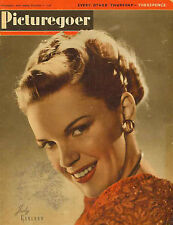 Judy Garland Cover Picturegoer November 6 1948 Wizard of Oz Hollywood Stars