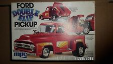 50's Ford Double Flip Pickup Truck 1978 MPC Plastic Model Kit Vintage #1-0724