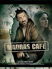 Madras Cafe (2013) - John Abraham, Nargis Fakhri - bollywood hindi movie dvd