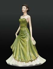Royal Doulton HAPPY BIRTHDAY 2007 Pretty Ladies Figurine HN4908 Boxed