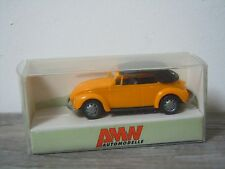VW Volkswagen Beetle Kafer Kever Convertible van AMW 1:87 in Box *26059
