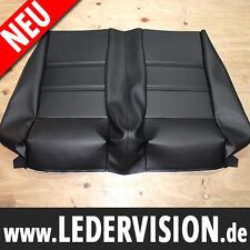 BMW E30 Cabrio Rückbank Sitzflächenbezug Lederausstattung Ledersitze Sitzbezüge