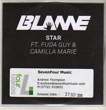 (DB681) Blame, Star ft Fuda Guy & Camilla Marie - 2010 DJ CD