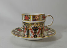 Royal Crown Derby Old Imari 1128 Demitasse Cup and Saucer