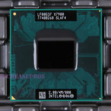 Intel Core 2 Extreme X7900 SLAF4 CPU Processor 800 MHz 2.8 GHz