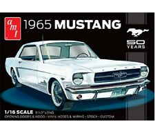 AMT 1965 FORD MUSTANG 50 YEARS 1/16 MODEL KIT NEW 872