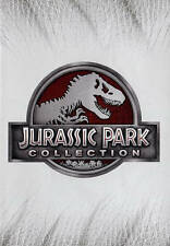 Jurassic Park Collection DVD 2015, 3-Disc Set 3 MOVIES JURASSIC 1, 2 & 3