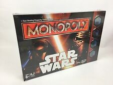 NEW Disney Star Wars The Force Awakens Monopoly - Brand New & Sealed FAST P&P