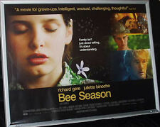 Cinema Poster: BEE SEASON 2006 (Quad) Richard Gere