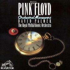 The Music of Pink Floyd: Orchestral Maneuvers by David Palmer (Jethro Tull) CD