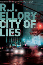 R.J. Ellory City Of Lies Very Good Book