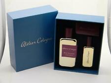 Atelier Cologne Rose Anonyme Cologne Absolue 100ml & 30ml + Leather Case Limited