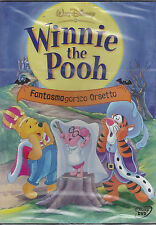 Dvd Video Walt Disney **WINNIE THE POOH ♥ FANTASMAGORICO ORSETTO** nuovo