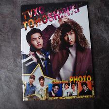 K-POP TVXQ TOHOSHINKI PHOTOBOOK 32Page Brand NEW !!!